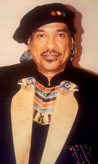 Professor Kaba Hiawatha Kamene
